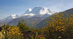 Santa Cruz Trek Huascaran Nationalpark in Peru