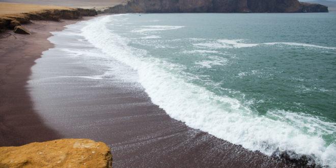 Perus endlose Pazifikküste (© Fremdenverkehrsamt Peru)
